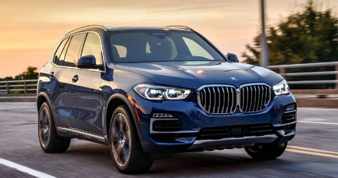 BMW X5 xDrive40i 2019 Price in Netherlands