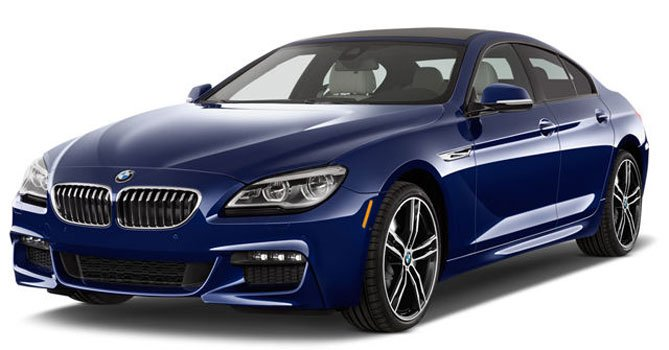 BMW 6-Series M6 Gran Coupe 2019 Price in Canada