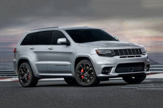 Jeep Grand Cherokee SRT 4dr 4x4 2019 Price in Indonesia