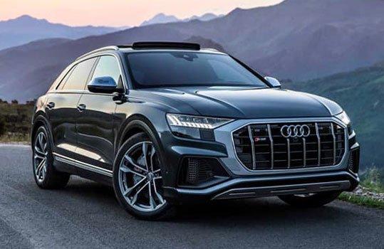 Audi Q8 2020 Price In Oman Features And Specs Ccarprice Omn