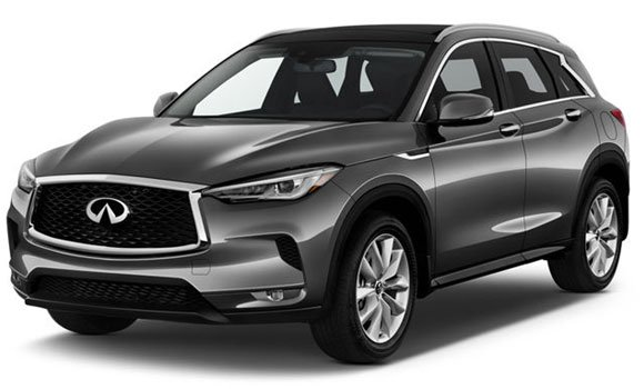 Infiniti QX50 PURE AWD 2020 Price in Europe