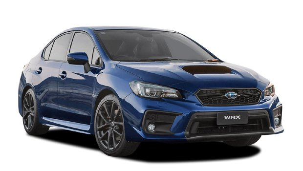 Subaru WRX Limited 2021 Price in Europe