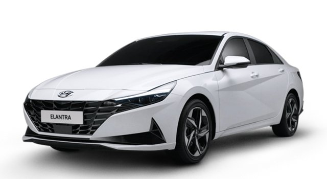 Hyundai Elantra Hybrid SEL 2022 Price in Indonesia