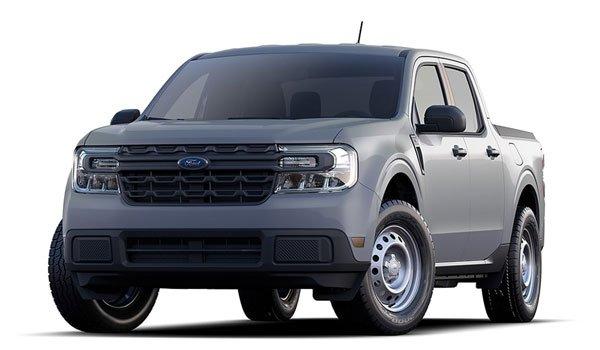 Ford Maverick XL 2022 Price in Indonesia