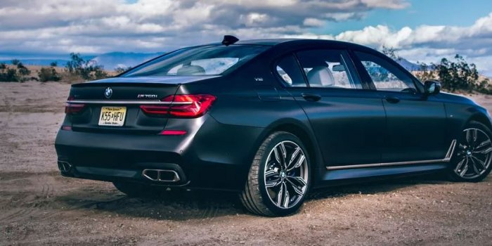 BMW 7 Series Sedan  Price in Macedonia