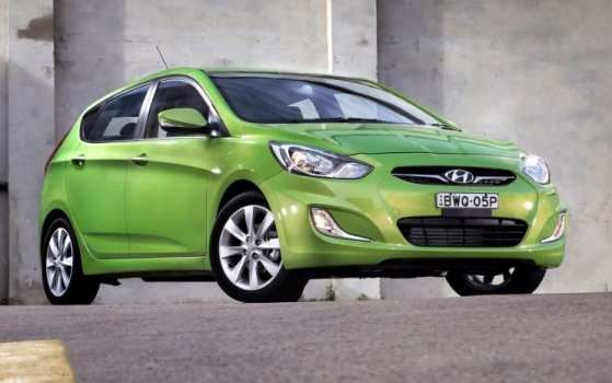 Hyundai Accent 1.4L Hatchback Price in Italy