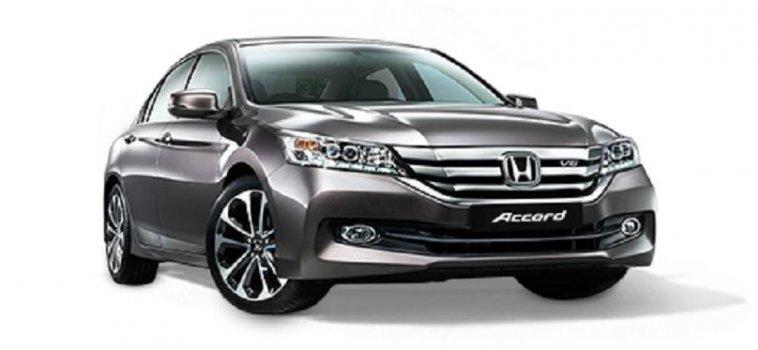 Honda Accord 2.4 LX-B 2017 Price in Hong Kong