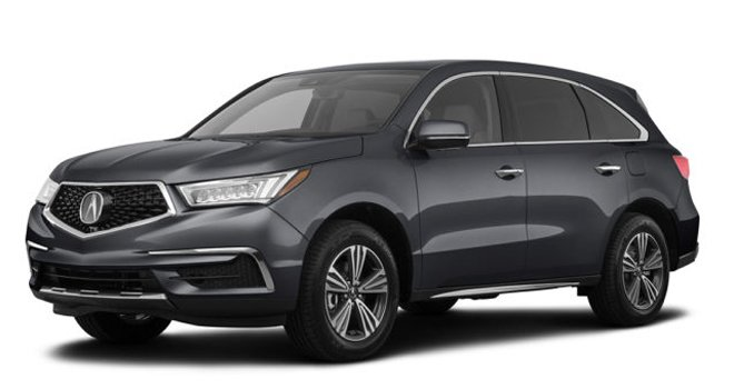 Acura MDX 3.5L SH-AWD 2021 Price in China