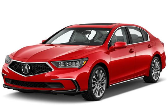Acura RLX Sedan Sport Hybrid w/Advance Pkg 2020 Price in China