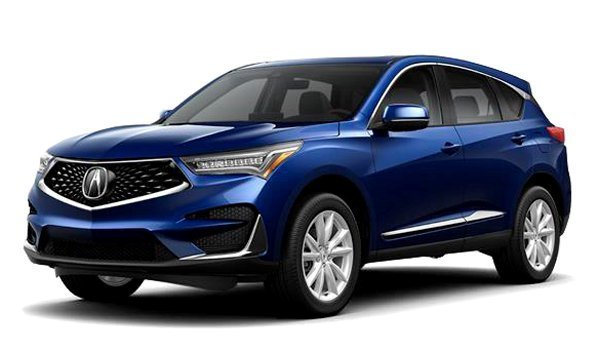 Acura RDX SH-AWD with Technology Package 2021 Price in Russia