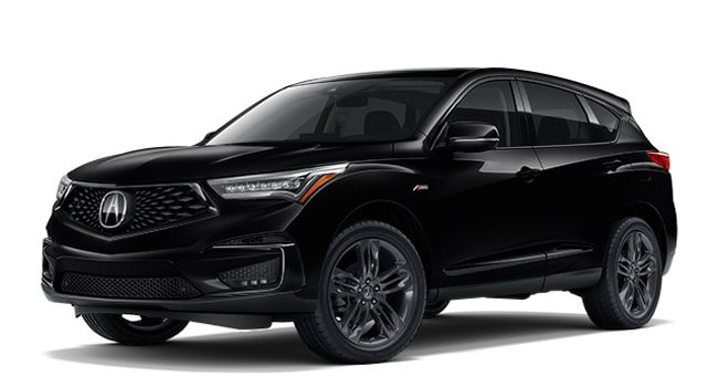 Acura RDX A-Spec Package 2022 Price in Spain
