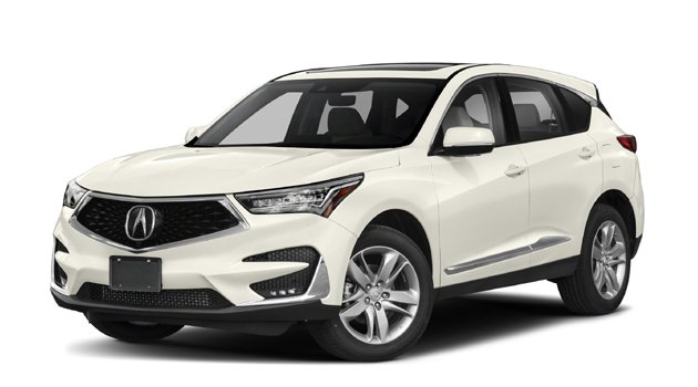 Acura RDX Advance Package 2022 Price in Europe
