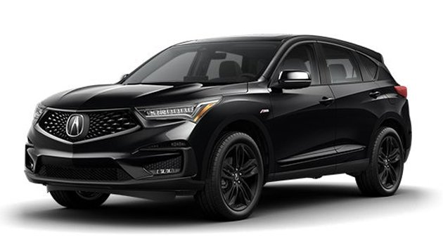Acura RDX SH-AWD with A-Spec Package 2021 Price in South Africa