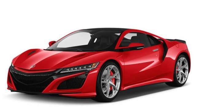 Acura NSX Coupe 2020 Price in Europe