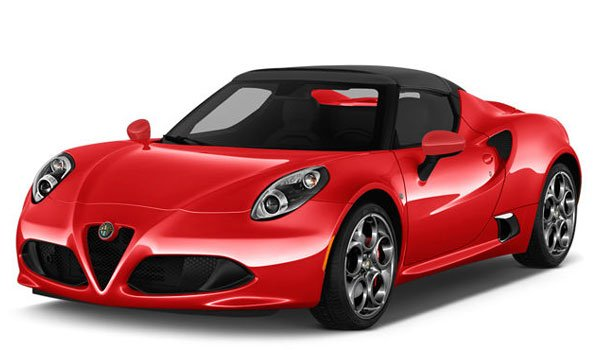 Alfa Romeo 4C Spider 2020 Price in Iran