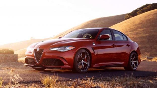 Alfa Romeo Giulia 2.0L Super AT 2019 Price in Kenya