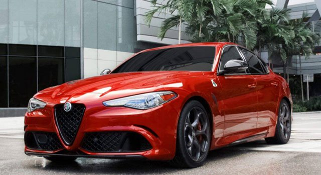 Alfa Romeo Giulia Quadrifoglio 2020 Price In Indonesia Features And Specs Ccarprice Idn