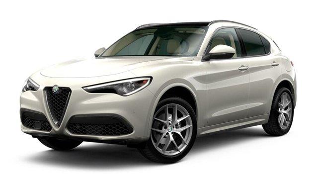Alfa Romeo Stelvio Ti Sport 2022 Price in South Korea