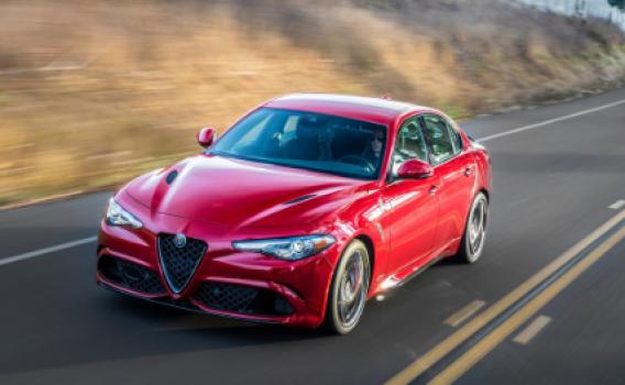 Alfa Romeo Giulia Sport AWD 2019 Price in South Korea