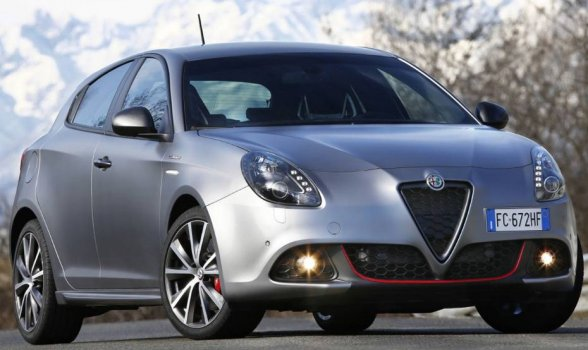 Alfa Romeo Giulietta Distinctive  Price in Kenya