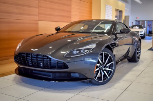Aston Martin DB11 Coupe V12 2018 Price in New Zealand