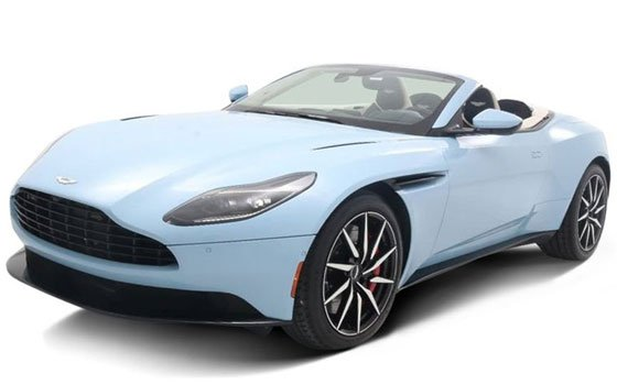 Aston Martin DB11 Volante 2020 Price in Netherlands