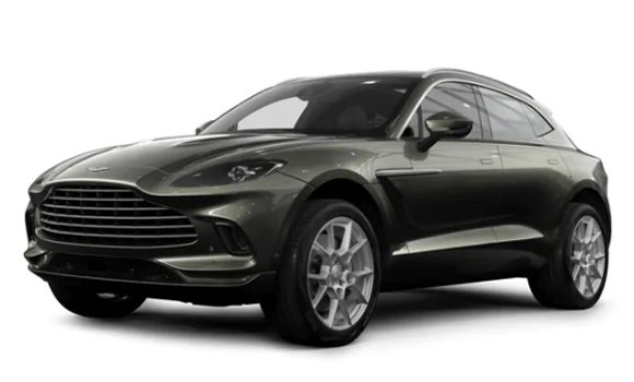 Aston Martin DBX 2021 Price in Nigeria