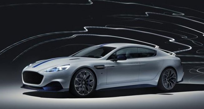 Aston Martin Rapide E  Price in South Africa