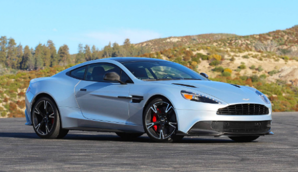 Aston Martin Vanquish S Coupe 2018 Price in South Africa