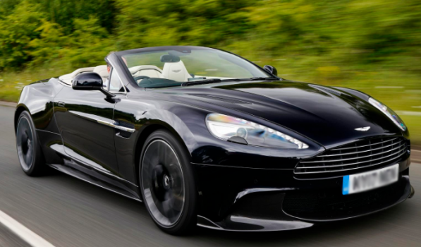 Aston Martin Vanquish S Volante 2018 Price in South Africa