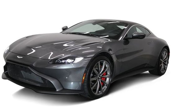 Aston Martin Vantage 2020 Price in South Korea