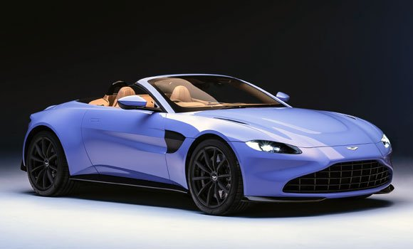 Aston Martin Vantage Roadster 2021 Price in Saudi Arabia
