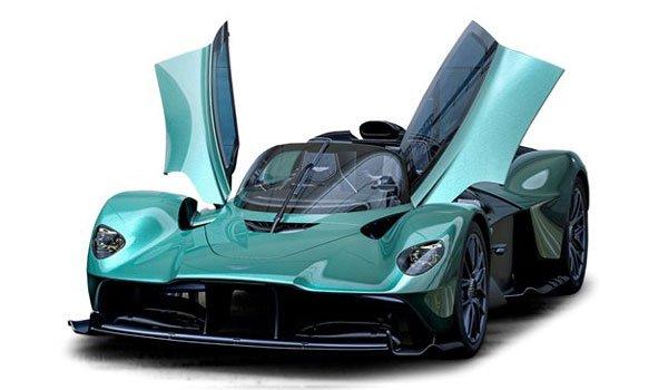 Aston Martin Valkyrie Spider 2022 Price in Spain