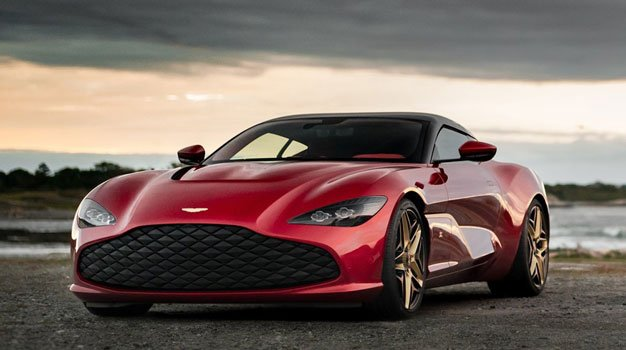 Aston Martin DBS GT Zagato 2020 Price in South Korea