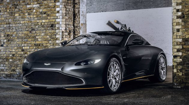 Aston Martin Vantage 007 Edition 2021 Price in Russia