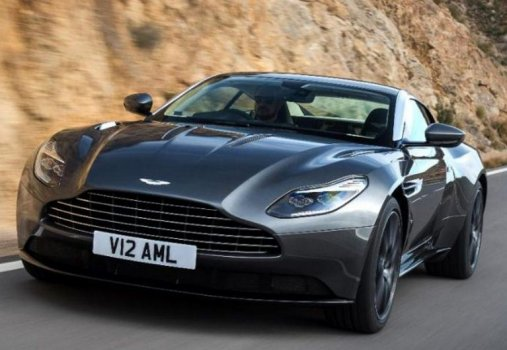 Aston Martin DB11 Coupe Price in South Africa