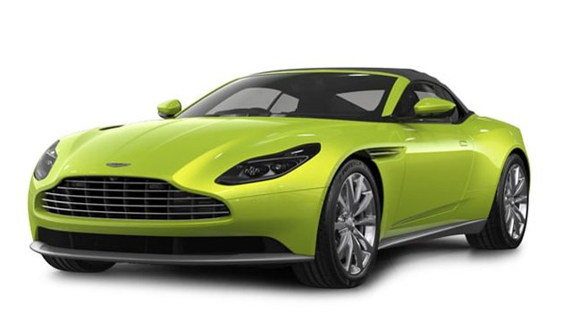 Aston Martin DB11 V8 Volante 2021 Price in Netherlands