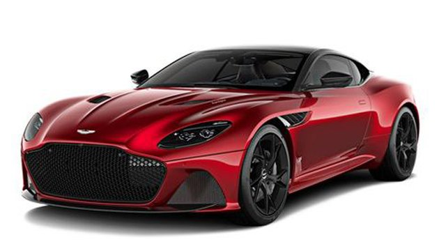Aston Martin DBS Superleggera Coupe 2021 Price in Egypt