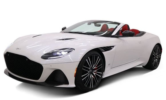 Aston Martin DBS Superleggera Volante 2020 Price in Kuwait