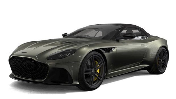 Aston Martin DBS Superleggera Volante 2021 Price in South Africa