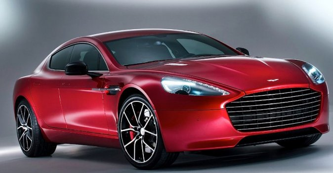 Aston Martin Rapide S  Price in Saudi Arabia