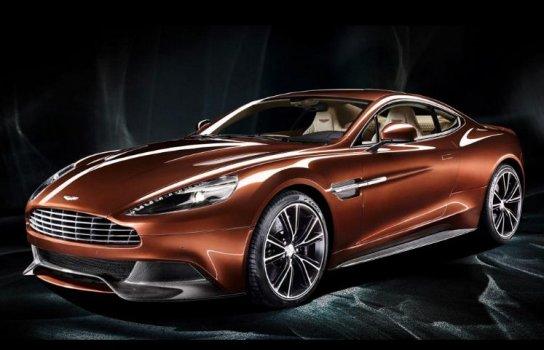 Aston Martin Vanquish V 12 Price in United Kingdom