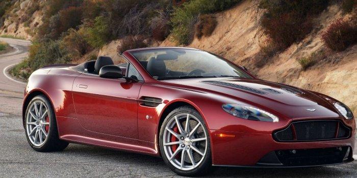 Aston Martin Vantage V12 Roadster Price in Hong Kong