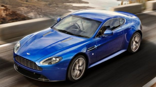 Aston Martin Vantage V8 S Price in Dubai UAE
