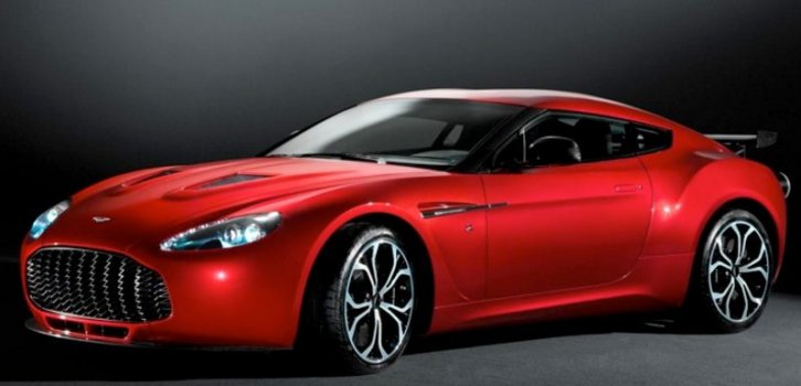 Aston Martin Zagato V 12 Price in United Kingdom