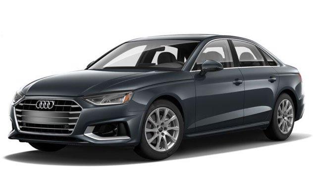 Audi A4 Premium 40 TFSI quattro 2021 Price in France