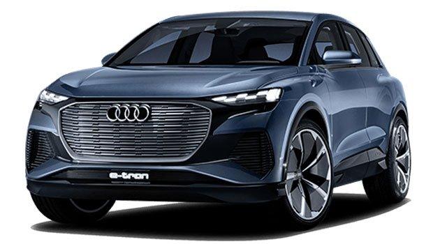 Audi Q4 e-tron Quattro 2021 Price in Nepal