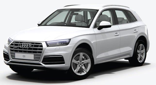 Audi Q5 40 TDI Technology Price in Spain