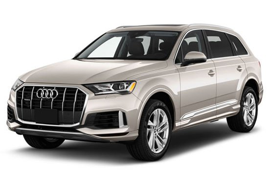 Audi Q7 Premium Plus 55 TFSI quattro 2021 Price in Netherlands