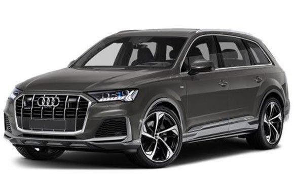 Audi Q7 Premium Plus 45 TFSI quattro 2021 Price in France